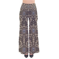 I Am Big Cat With Sweet Catpaws Decorative So Vintage Palazzo Pants