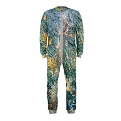 Colorful Abstract Texture  Onepiece Jumpsuit (kids)