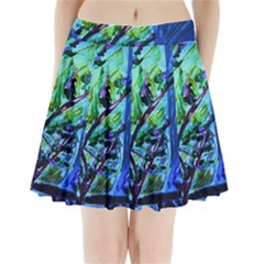 House Will Be Built 1 Pleated Mini Skirt