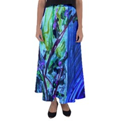 House Will Be Built 1 Flared Maxi Skirt