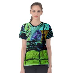 House Will Be Built Women s Cotton Tee