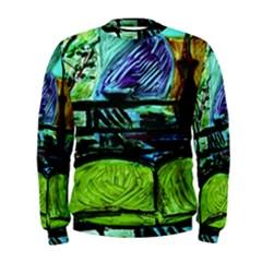House Will Be Built Men s Sweatshirt