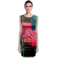 Humidity 12 Classic Sleeveless Midi Dress