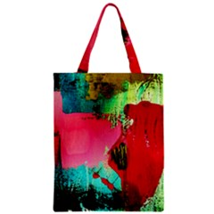 Humidity Zipper Classic Tote Bag