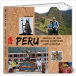 Peru - 12x12 Photo Book (20 pages)
