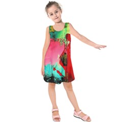 Humidity Kids  Sleeveless Dress