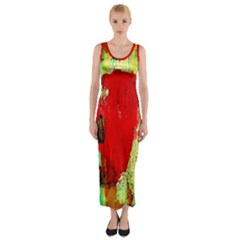 Humidity 9 Fitted Maxi Dress