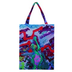 Desert Blooming 1/1 Classic Tote Bag