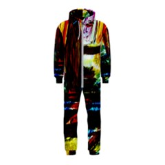 House Will Be Built 2 Hooded Jumpsuit (kids)