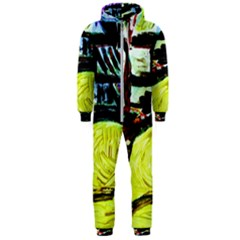 House Will Be Built 5 Hooded Jumpsuit (men)