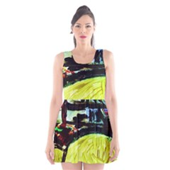 House Will Be Built 5 Scoop Neck Skater Dress