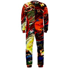 Sunset In A Mountains Onepiece Jumpsuit (men)