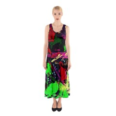 Spooky Attick 2 Sleeveless Maxi Dress