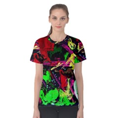 Spooky Attick 2 Women s Cotton Tee