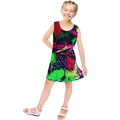 Spooky Attick 2 Kids  Tunic Dress