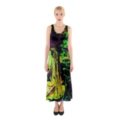 Spooky Attick 6 Sleeveless Maxi Dress