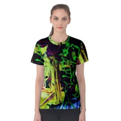 Spooky Attick 6 Women s Cotton Tee