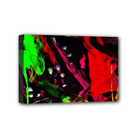 Spooky Attick 8 Mini Canvas 6  X 4