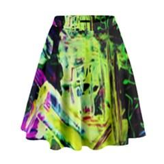 Spooky Attick 10 High Waist Skirt