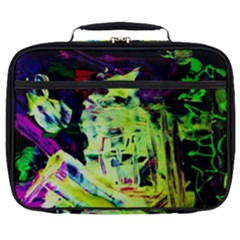 Spooky Attick 10 Full Print Lunch Bag