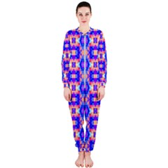 Artwork By Patrick Colorful 33 Onepiece Jumpsuit (ladies)