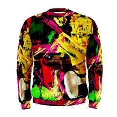 Spooky Attick 11 Men s Sweatshirt