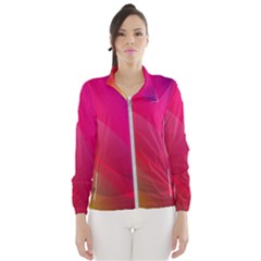 Background Wallpaper Design Texture Wind Breaker (women)