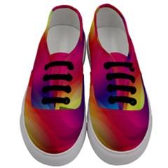 Background Wallpaper Design Texture Men s Classic Low Top Sneakers