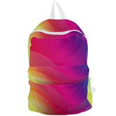 Background Wallpaper Design Texture Foldable Lightweight Backpack