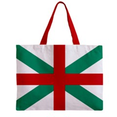 Naval Jack Of Bulgaria Zipper Mini Tote Bag