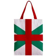 Naval Jack Of Bulgaria Zipper Classic Tote Bag