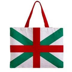 Naval Jack Of Bulgaria Medium Tote Bag