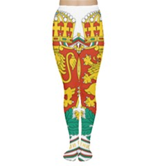 Coat Of Arms Of Bulgaria Women s Tights