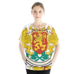 Coat Of Arms Of Bulgaria Blouse