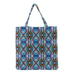 Artwork By Patrick Colorful 34 Grocery Tote Bag