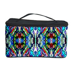 Artwork By Patrick Colorful 34 Cosmetic Storage Case
