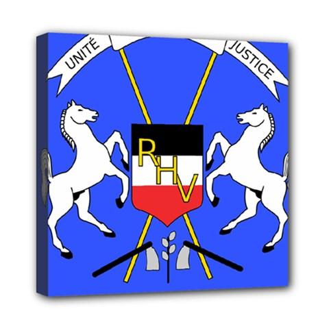 Coat Of Arms Of Upper Volta Multi Function Bag