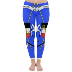 Coat Of Arms Of Upper Volta Classic Winter Leggings