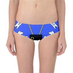 Coat Of Arms Of Upper Volta Classic Bikini Bottoms
