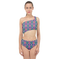Artwork By Patrick Colorful 34 1 Spliced Up Swimsuit