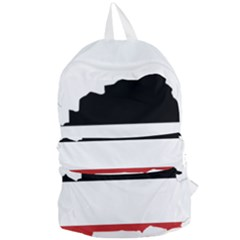 Flag Map Of Upper Volta Foldable Lightweight Backpack by abbeyz71