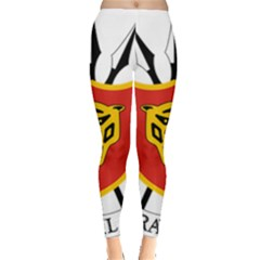 Coat Of Arms Of Burundi Leggings