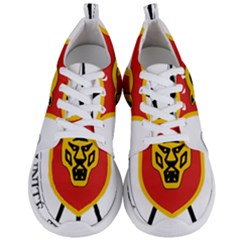 Coat Of Arms Of Burundi Men s Lightweight Sports Shoes