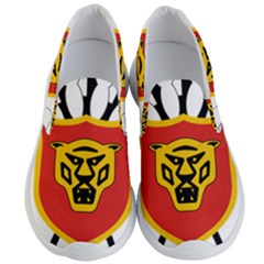 Coat Of Arms Of Burundi Men s Lightweight Slip Ons