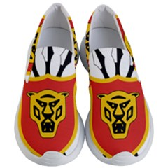 Coat Of Arms Of Burundi Women s Lightweight Slip Ons