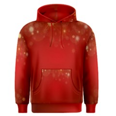 Background Abstract Christmas Men s Pullover Hoodie
