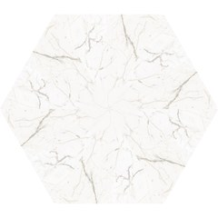 White Marble Tiles Rock Stone Statues Mini Folding Umbrellas