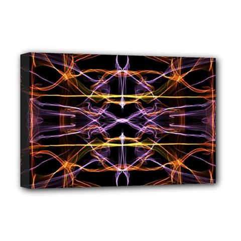 Wallpaper Abstract Art Light Deluxe Canvas 18  X 12