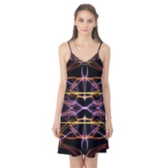 Wallpaper Abstract Art Light Camis Nightgown