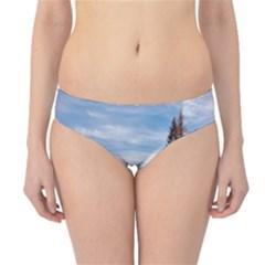 Dolomites Mountains Italy Alpine Hipster Bikini Bottoms